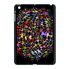 Network Integration Intertwined Apple Ipad Mini Case (black) by Nexatart