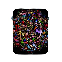 Network Integration Intertwined Apple Ipad 2/3/4 Protective Soft Cases by Nexatart