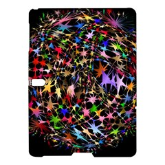 Network Integration Intertwined Samsung Galaxy Tab S (10 5 ) Hardshell Case  by Nexatart