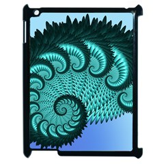 Fractals Texture Abstract Apple Ipad 2 Case (black) by Nexatart