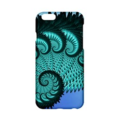 Fractals Texture Abstract Apple Iphone 6/6s Hardshell Case by Nexatart