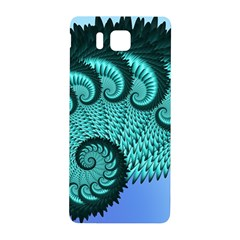 Fractals Texture Abstract Samsung Galaxy Alpha Hardshell Back Case by Nexatart