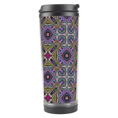 Vintage Abstract Unique Original Travel Tumbler