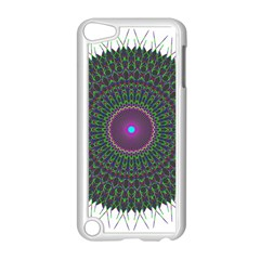 Pattern District Background Apple Ipod Touch 5 Case (white) by Nexatart