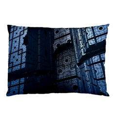 Graphic Design Background Pillow Case (two Sides) by Nexatart