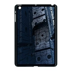 Graphic Design Background Apple Ipad Mini Case (black) by Nexatart