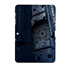 Graphic Design Background Samsung Galaxy Tab 2 (10 1 ) P5100 Hardshell Case  by Nexatart