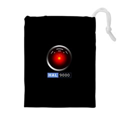 Hal 9000 Drawstring Pouches (extra Large)