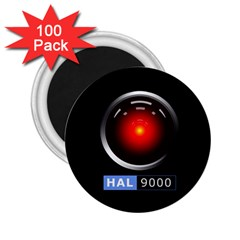 Hal 9000 2 25  Magnets (100 Pack)