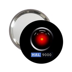 Hal 9000 2 25  Handbag Mirrors by linceazul