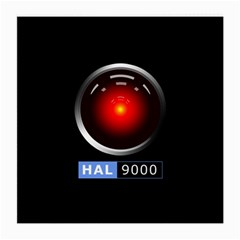 Hal 9000 Medium Glasses Cloth