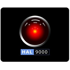Hal 9000 Fleece Blanket (medium)