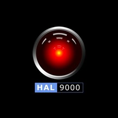 Hal 9000 Magic Photo Cubes