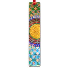 Temple Abstract Ceiling Chinese Large Book Marks by Nexatart