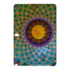 Temple Abstract Ceiling Chinese Samsung Galaxy Tab Pro 10 1 Hardshell Case