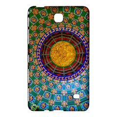 Temple Abstract Ceiling Chinese Samsung Galaxy Tab 4 (7 ) Hardshell Case
