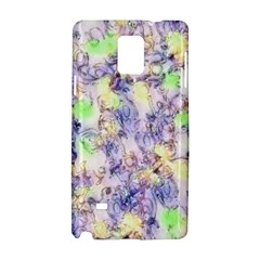 Softly Floral B Samsung Galaxy Note 4 Hardshell Case