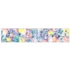 Softly Floral C Flano Scarf (small) by MoreColorsinLife