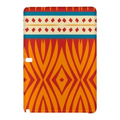 Shapes In Retro Colors Nokia Lumia 1520 Hardshell Case by LalyLauraFLM
