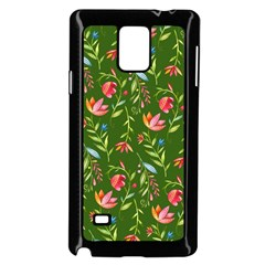 Sunny Garden I Samsung Galaxy Note 4 Case (black) by tarastyle