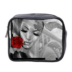 Bridge Mini Toiletries Bag 2 Side by mugebasakart