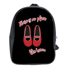 There Is No Place Like Home School Bags (xl)  by Valentinaart
