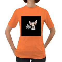 Chihuahua Women s Dark T Shirt