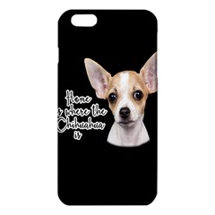 Chihuahua Iphone 6 Plus/6s Plus Tpu Case by Valentinaart
