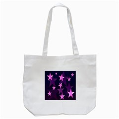 Background With A Stars Tote Bag (white) by Nexatart