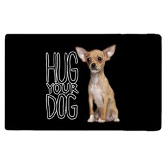 Chihuahua Apple Ipad 2 Flip Case by Valentinaart