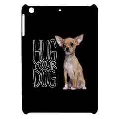 Chihuahua Apple Ipad Mini Hardshell Case by Valentinaart