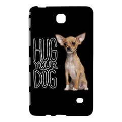 Chihuahua Samsung Galaxy Tab 4 (7 ) Hardshell Case  by Valentinaart