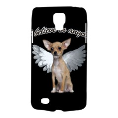 Angel Chihuahua Galaxy S4 Active by Valentinaart
