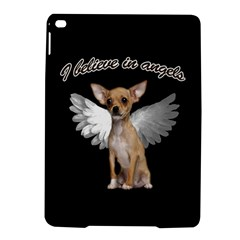 Angel Chihuahua Ipad Air 2 Hardshell Cases by Valentinaart