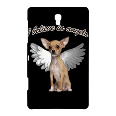 Angel Chihuahua Samsung Galaxy Tab S (8 4 ) Hardshell Case  by Valentinaart