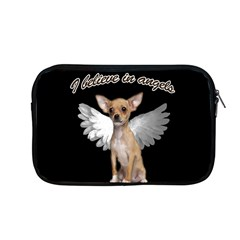 Angel Chihuahua Apple Macbook Pro 13  Zipper Case by Valentinaart