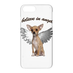 Angel Chihuahua Apple Iphone 7 Plus Hardshell Case by Valentinaart