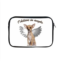 Angel Chihuahua Apple Macbook Pro 15  Zipper Case by Valentinaart