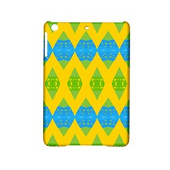 Rhombus Pattern     Apple Ipad Air Hardshell Case by LalyLauraFLM