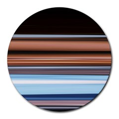 Color Screen Grinding Round Mousepads by Nexatart