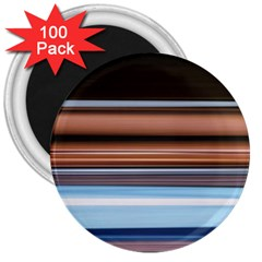 Color Screen Grinding 3  Magnets (100 Pack) by Nexatart