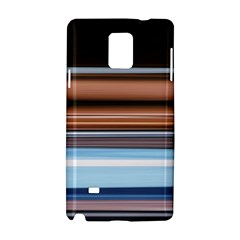 Color Screen Grinding Samsung Galaxy Note 4 Hardshell Case by Nexatart