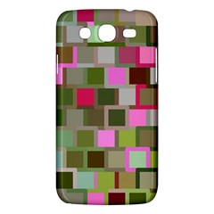 Color Square Tiles Random Effect Samsung Galaxy Mega 5 8 I9152 Hardshell Case  by Nexatart