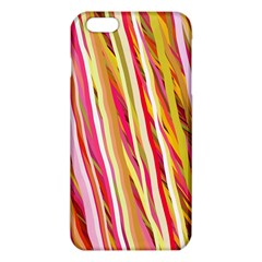 Color Ribbons Background Wallpaper Iphone 6 Plus/6s Plus Tpu Case by Nexatart