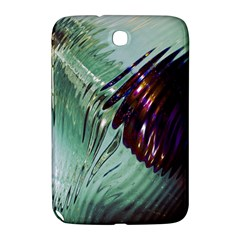 Out Of Time Glass Pearl Flowag Samsung Galaxy Note 8 0 N5100 Hardshell Case  by Nexatart