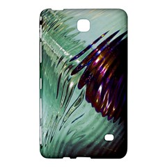 Out Of Time Glass Pearl Flowag Samsung Galaxy Tab 4 (7 ) Hardshell Case