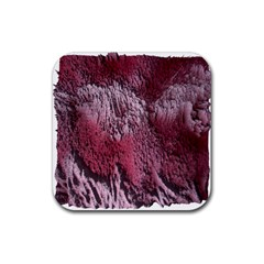 Texture Background Rubber Coaster (square)  by Nexatart