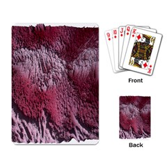Texture Background Playing Card