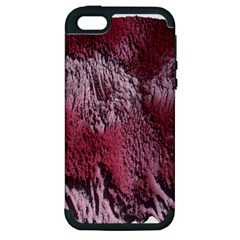 Texture Background Apple Iphone 5 Hardshell Case (pc+silicone)