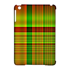 Multicoloured Background Pattern Apple Ipad Mini Hardshell Case (compatible With Smart Cover) by Nexatart